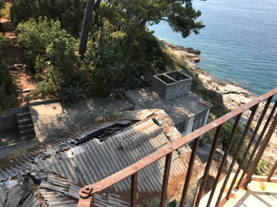 building 2 near lighthouse