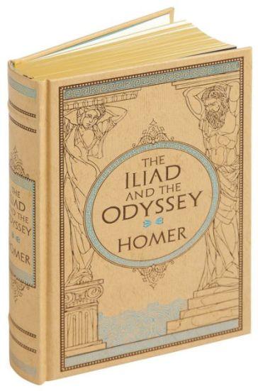 Homer's books