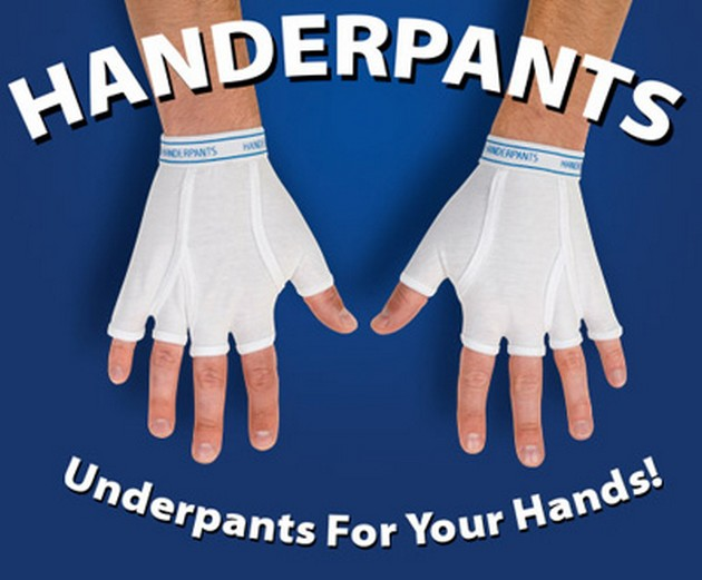 hand underpants