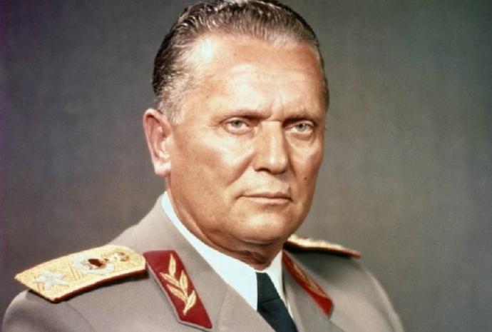 Josip Broz Tito, Stock Image