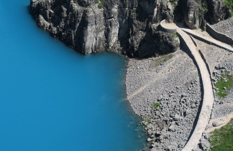 blue lake from Ivo Cagalj3