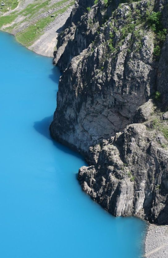 blue lake from Ivo Cagalj5