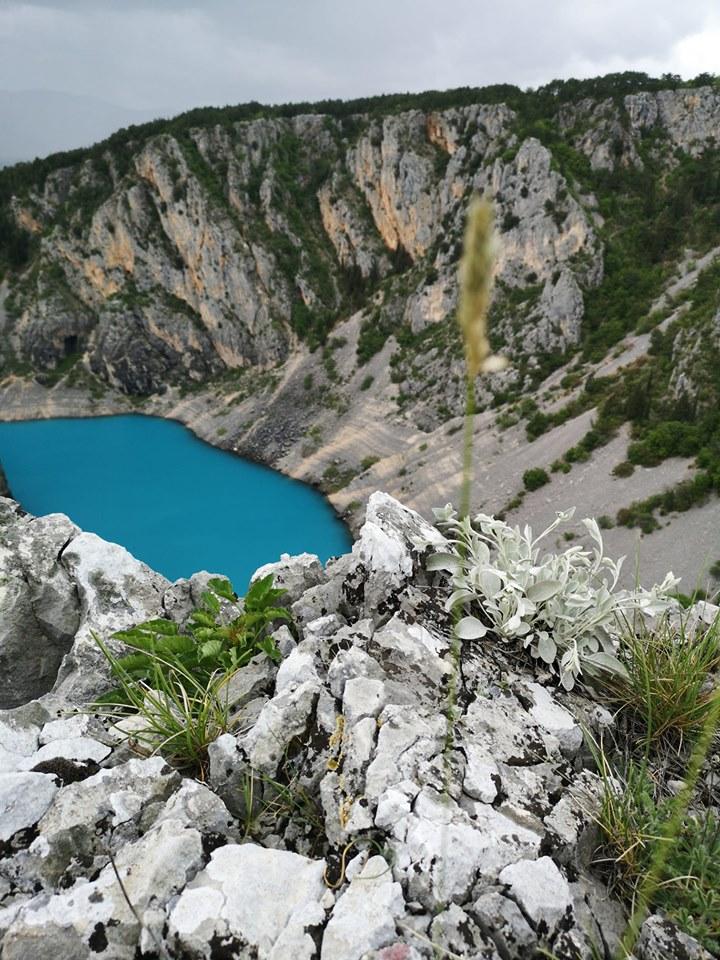 blue lake Kreso Bago